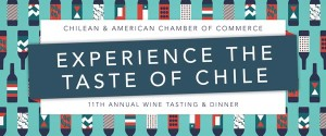 2016 Experience the Taste of Chile HTML Banner